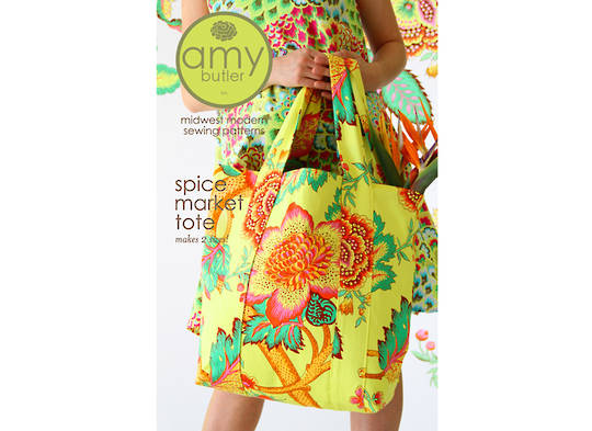 AB051SP SPICE MARKET TOTE
