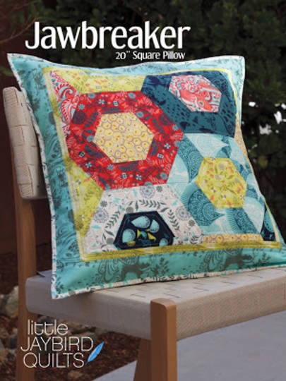 JBQ113 Jawbreaker Pillow