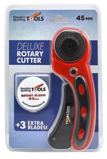 45mm Deluxe Rotary Cutter Red