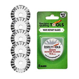 45mm Rotary Wave Blades 5 Pack