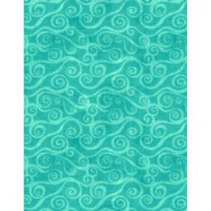 5752/747 TEAL Flannel