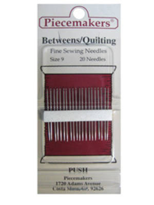 Quilting Size 9