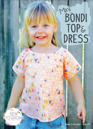 Mini Bondi Top & Dress
